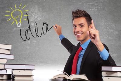 Kreative Ideen durch motivierte Mitarbeiter