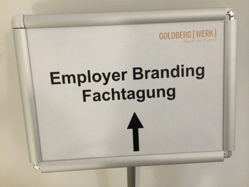 Employer Branding Fachtagung Universum 2014