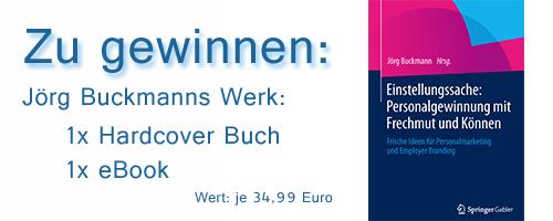 Gewinn Blind HR Battle Voting Buch Buckmann auf Persoblogger.de