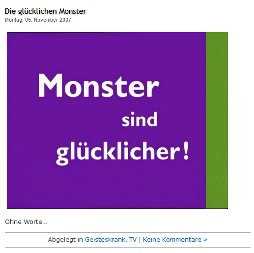 Schön Monster Lebenslauf Kritik Kritik Galerie ...