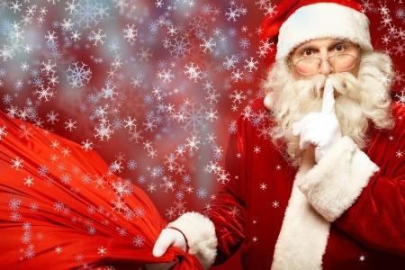 Santa Claus für Kinder