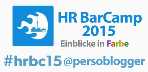 Stefan Scheller berichtet vom HR BarCamp