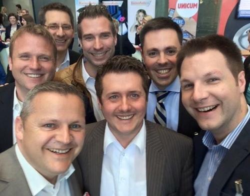 Blogger beim Unicum Personalmarketing Netzwerktreffen in Düsseldorf