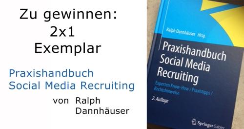 Social Media Recruiting Fachbuch 2. Auflage