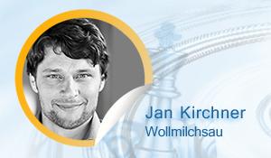 Jan Kirchner Gründer der Wollmilchsau im Blind HR Battle