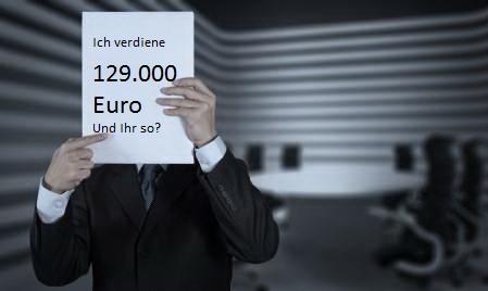 Gehalt öffentlich Benchmark Unternehmen Markt