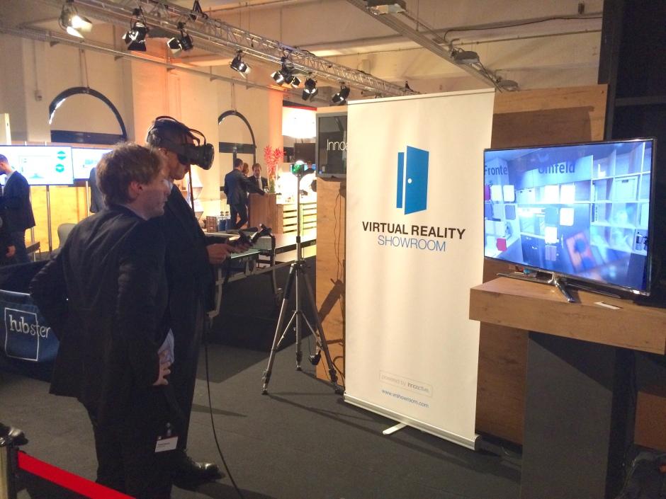 Die Digitalisierung via VR-Brille bringt ungeahnte Möglichkeiten, auch für HR